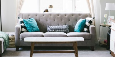How to Clean Microfiber, Leather, and Suede Sofas