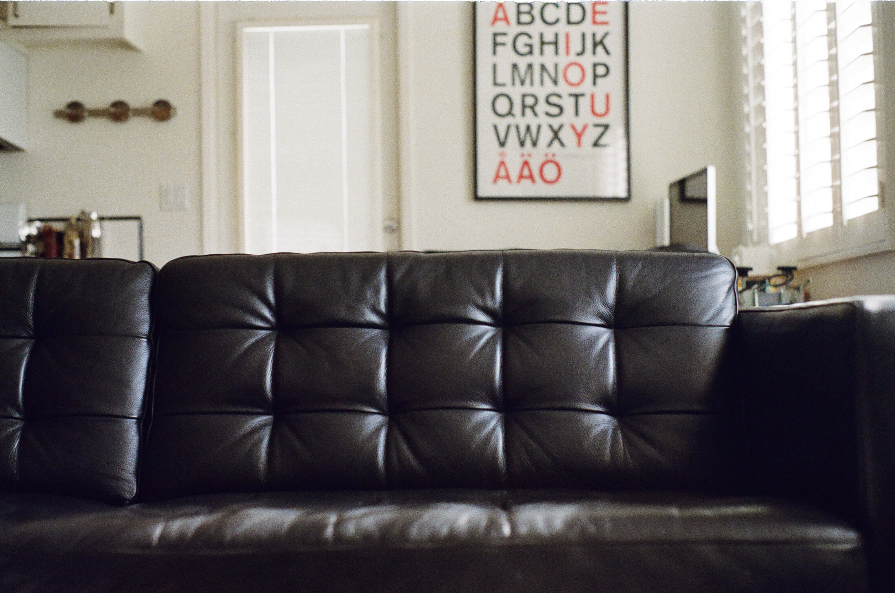 How To Repair A Leather Couch Scratch Or Tear Guy About Home