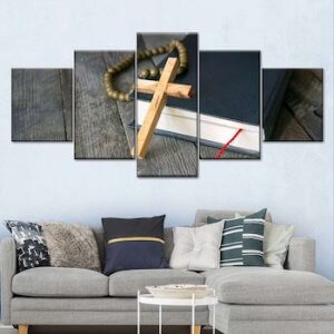Cross Wall Picture